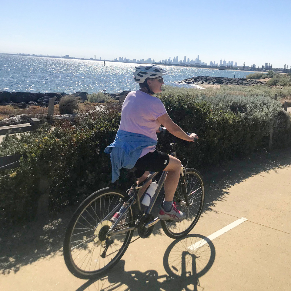 Guided Half Day Cycle Tour of Melbourne's Iconic Bayside Beaches - St Kilda, Elwood and Brighton