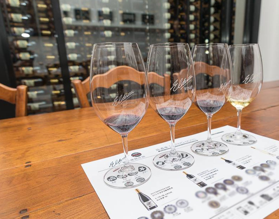 Wine Tasting – Premium Red Wines from Old Vines - with Chinese written translations