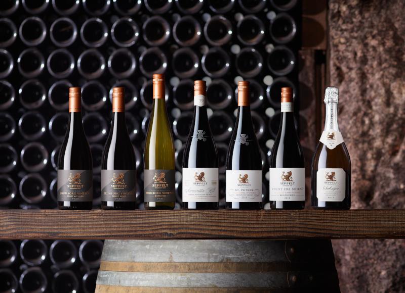 Seppelt Luxury Collection 2021 Underground Cellar Tour & Tastings