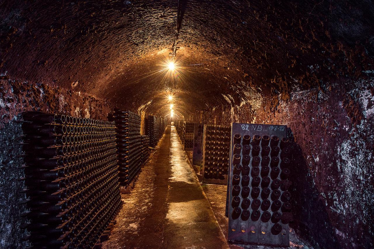 Seppelt Wines Underground Cellar Tour