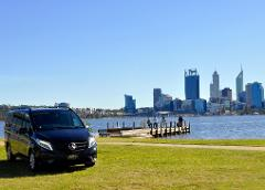 Hire our Mercedes V Series and driver for the day-sit back and relax and let us do the driving