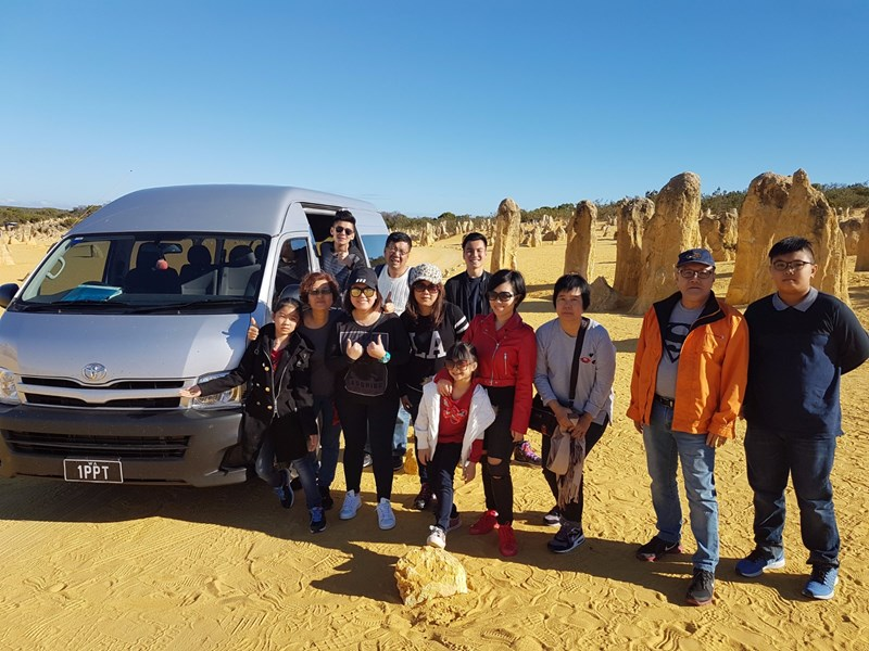 Yanchep, Lancelin, and Pinnacles Exclusive Private Full Day Tour