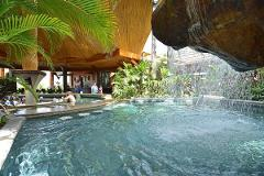 Arenal Hot Springs: Baldi Hot Springs + Dinner + Transport