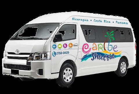 San Juan del Sur to San Jose (Caribe Shuttle)