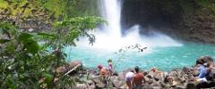 Arenal COMBO Tour: La Fortuna Waterfall + Chocolate Tour