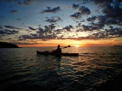 Sunrise Kayak Tour