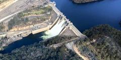 Warragamba Dam Local Flight