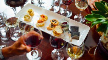 Elderton Wines - Food and Wine Flight