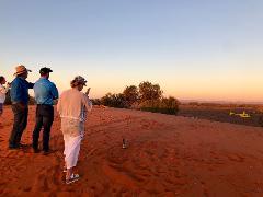 Nilpena Dunes Sunset