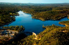 15 Minute Scenic Flight - Southern Barossa and Reservoirs