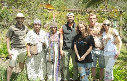 Ayahuasca Retreats Group