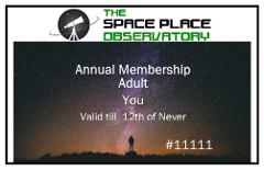 Annual Membership - Adult