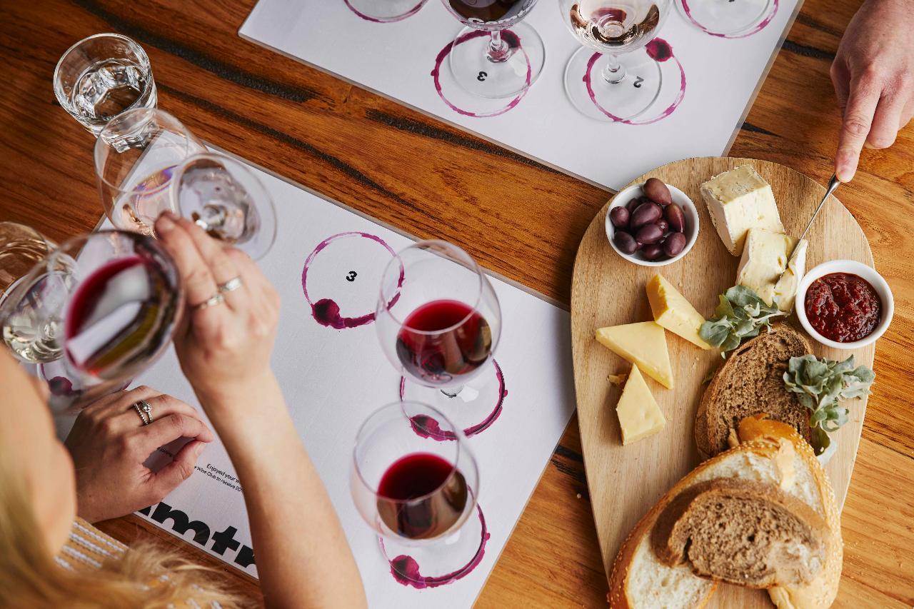 The Gemtree Wine & Cheese Tasting Experience