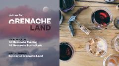 Grenache Land at Gemtree Wines | Sunday October 3