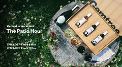 The Patio Hour - Online Tasting & Wine Pack