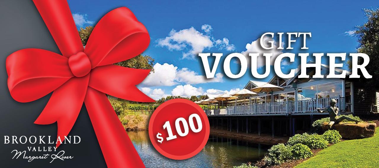 Brookland Valley $100 Gift Voucher
