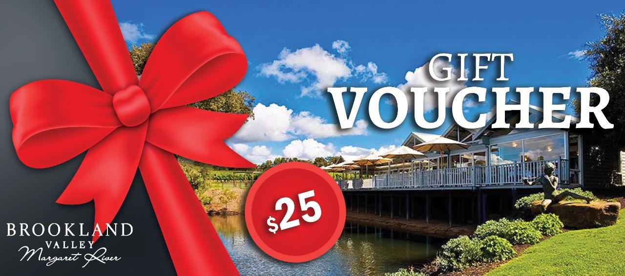 Brookland Valley $25 Gift Voucher