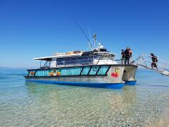 Great Keppel Island Day Trip Including Lunch