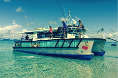 Transfer from Keppel Bay Marina to Great Keppel Island