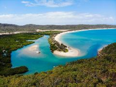 Great Keppel Island Guided Kayak Tour