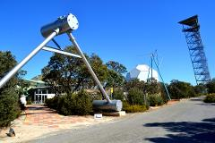 Day tour of the Gravity Discovery Centre