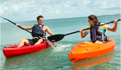 Kayak Hire (1 person)