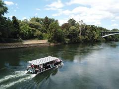 One-way cruise Hamilton Gardens - Waikato Museum