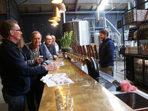 Matakana Craft Beer & Sheds Tour