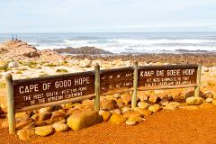Private Tour: Cape of Good Hope and Cape Point from Cape Town & Wine Tasting
