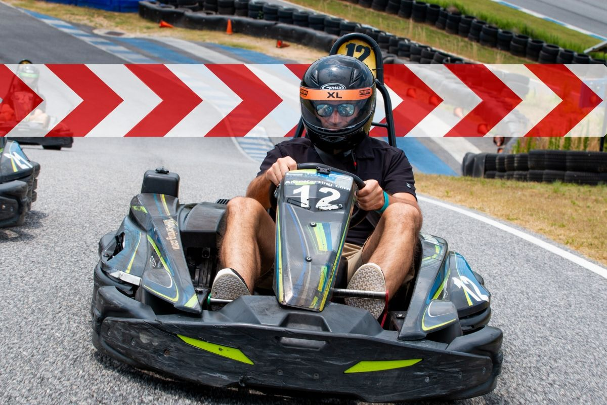 One(1) Karting Session (Gift Card)