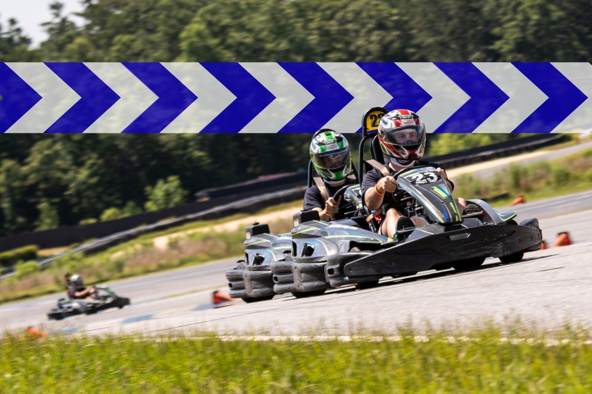 Three(3) Karting Sessions (Gift Card)