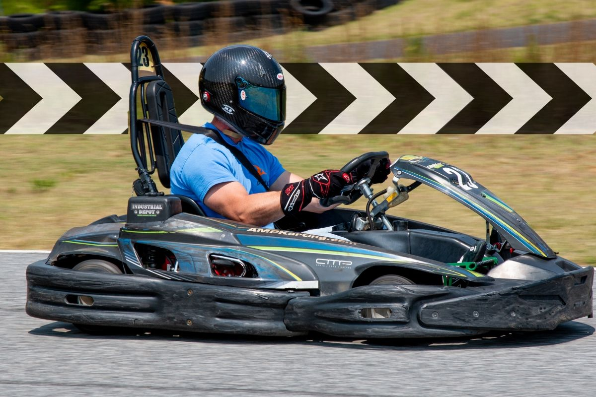 Five(5) Karting Sessions (Gift Card)