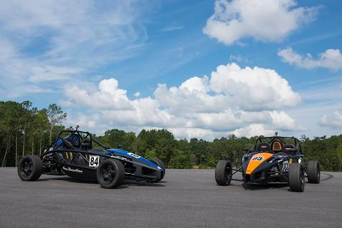 Full Day Ariel Atom Experience