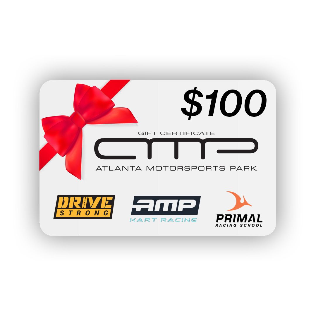 $100 AMP Gift Card