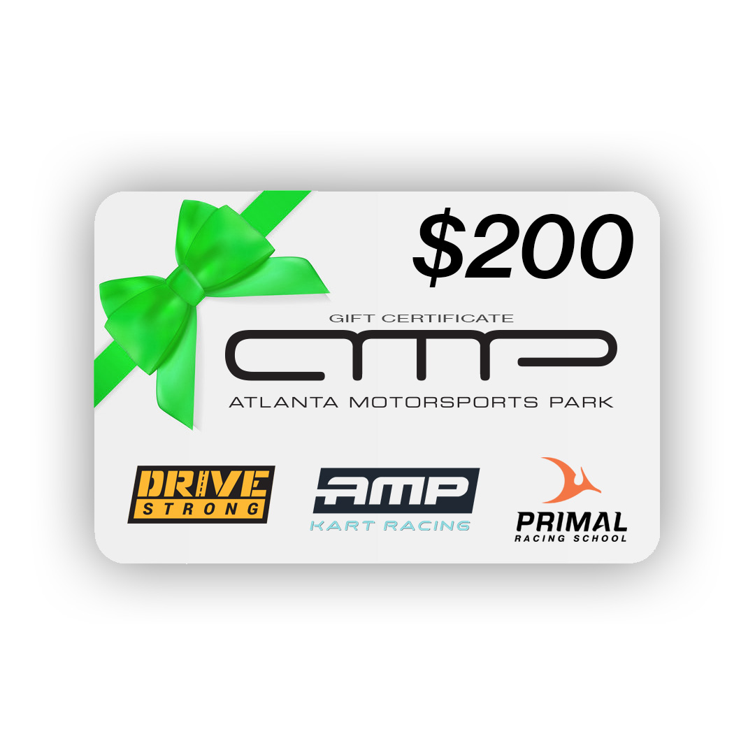 $200 AMP Gift Card
