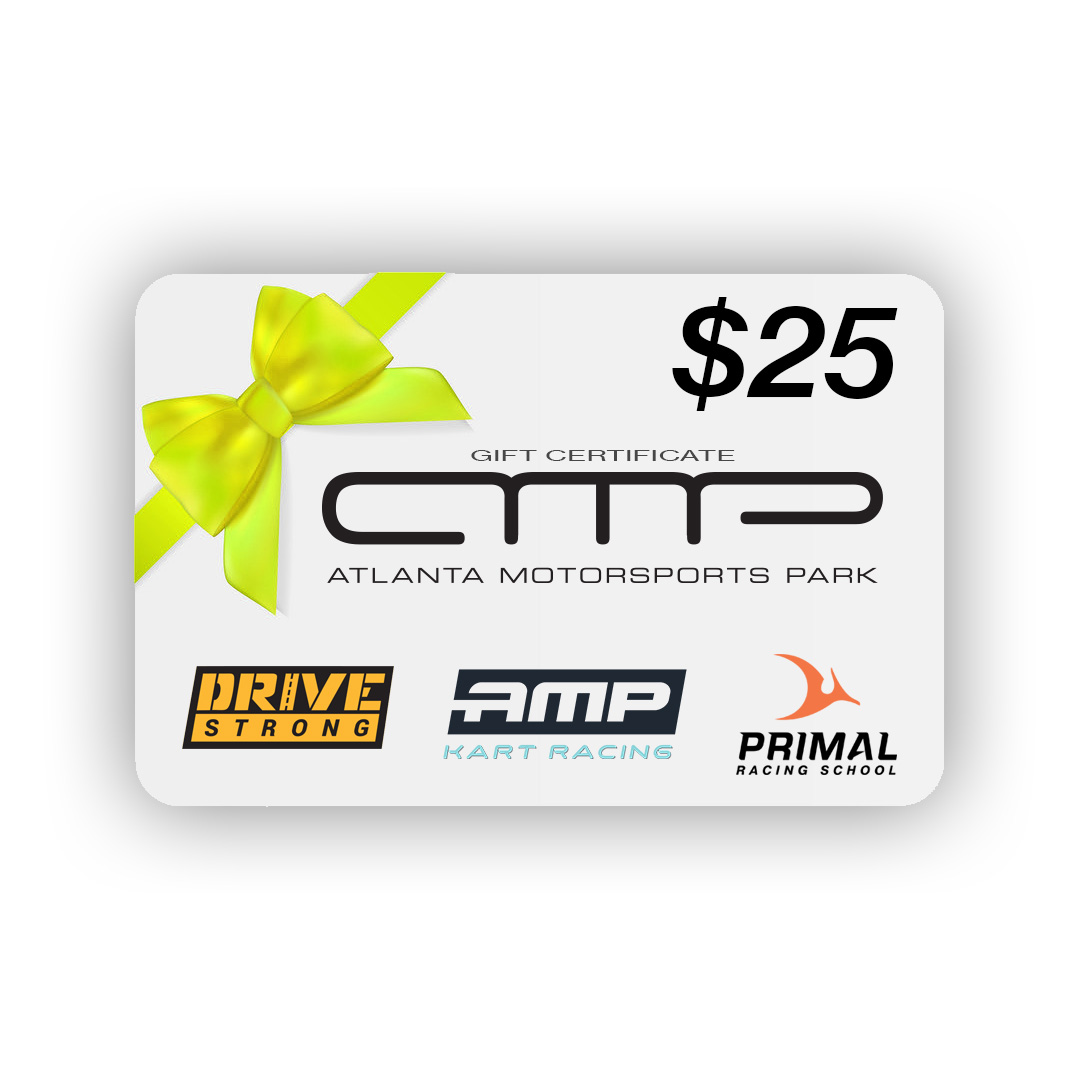 $25 AMP Gift Card