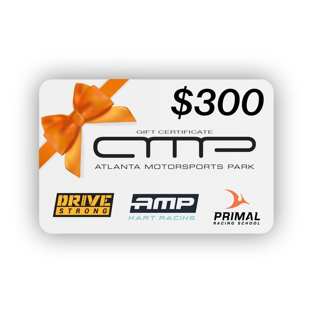$300 AMP Gift Card