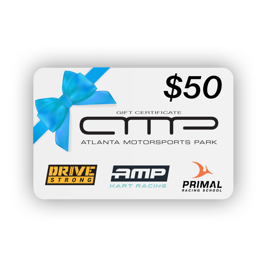 $50 AMP Gift Card