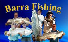1 Day Barramundi Fishing Charter