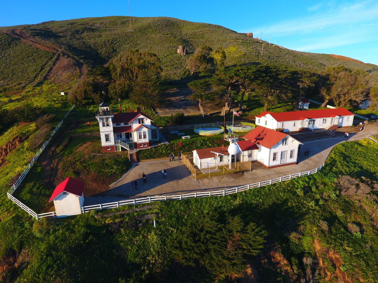 Donate to Point SLO Light Station