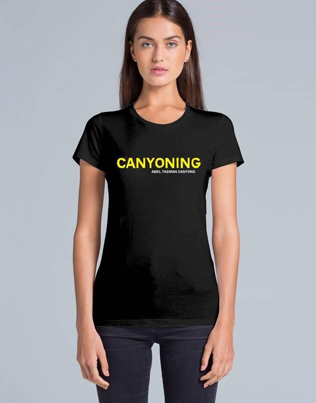 Abel Tasman Canyons T-shirt