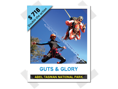 Guts & Glory - Canyon & Skydive