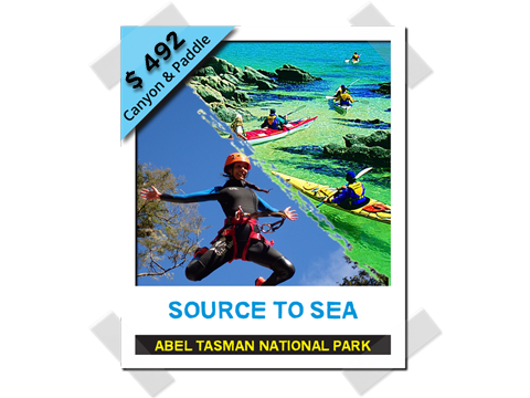 Source to Sea - Canyon & Paddle