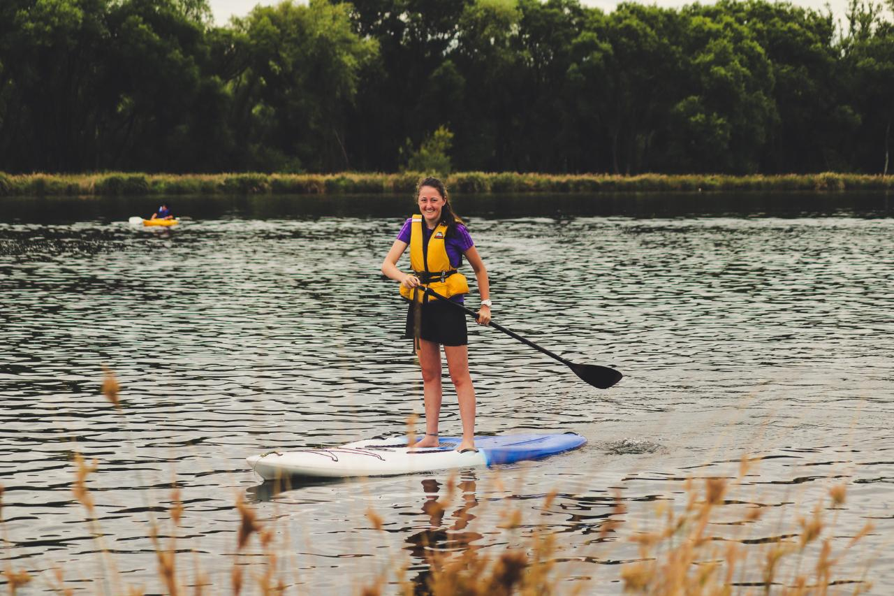 Ladies Night Paddleboarding Special Offer