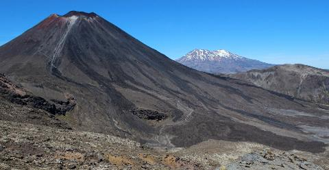 Exclusive Tongariro Alpine Crossing Guided Walk