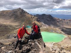 Tongariro Alpine Crossing Guided Walk - SUMMER SPECIAL