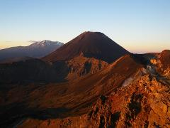 Sunrise Tongariro Alpine Crossing Guided Walk