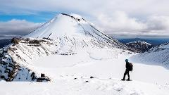 Tongariro Alpine Crossing Guided Walk - WINTER SPECIAL