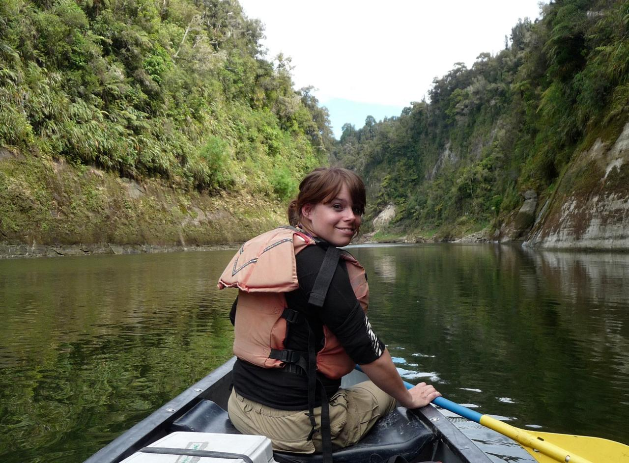 1 Day Whanganui River Guided Canoe (Taumarunui to Ohinepane)