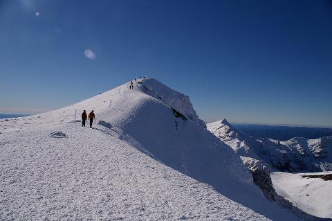 Winter Tongariro Alpine Crossing Guided Walk